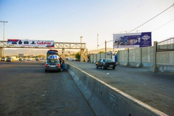 پلیس راه کرج قزوین
